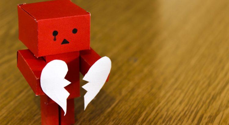 Woher kommt Liebeskummer